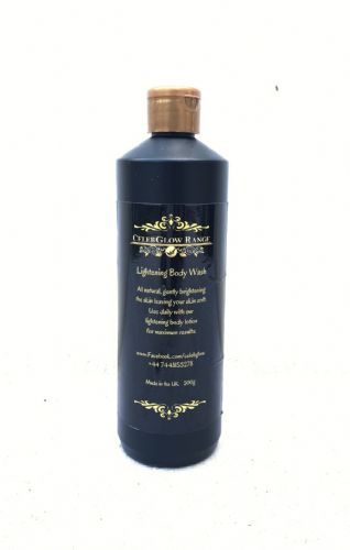 500ml Lightening Exfoliating Body Wash